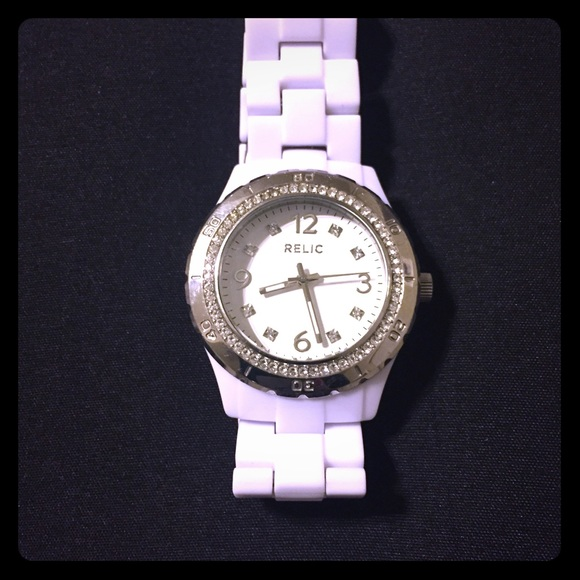 Relic Watch With Extra Links